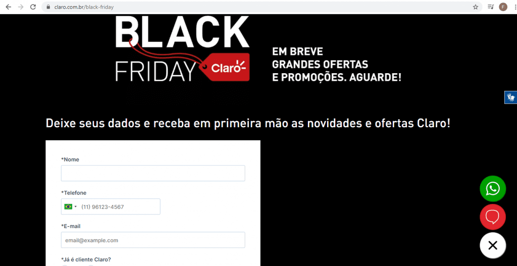 black friday claro